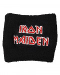 Iron Maiden - The Final Frontier Logo Cloth Wristband