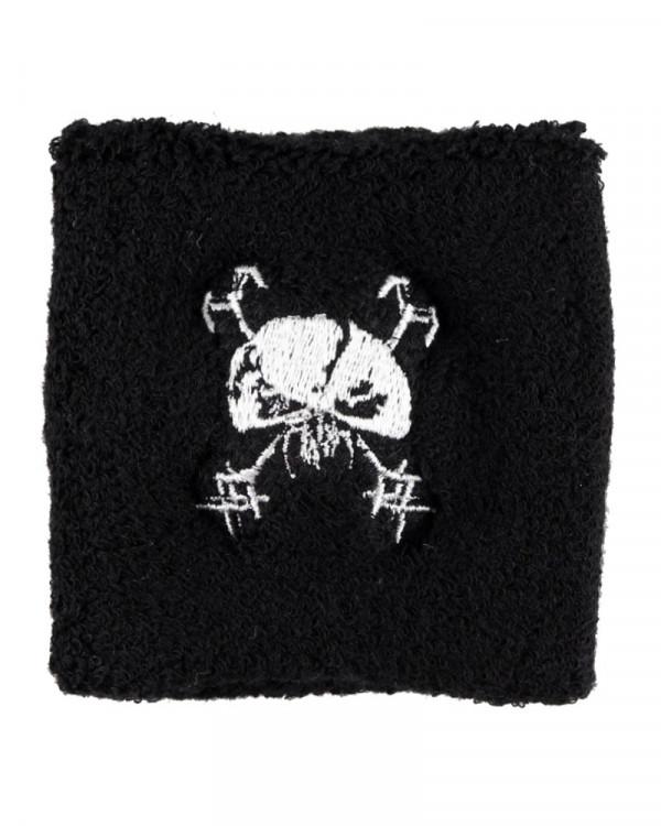 Iron Maiden - The Final Frontier Face Cloth Wristband