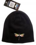 Yes - Dragonfly Black Beanie