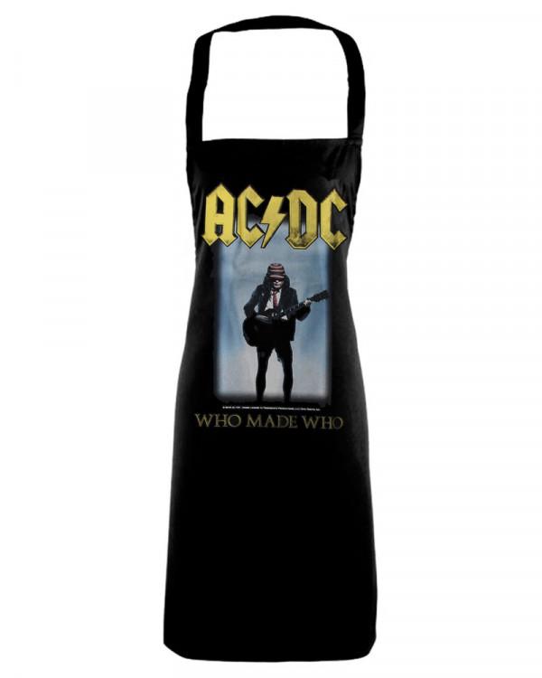 AC/DC - Who Made Who Apron