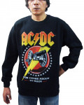 AC/DC - For Those About To Rock Men's Sweatshirt