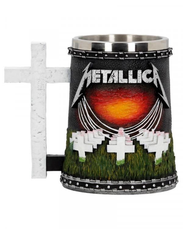 Metallica - Master Of Puppets Beer Tankard