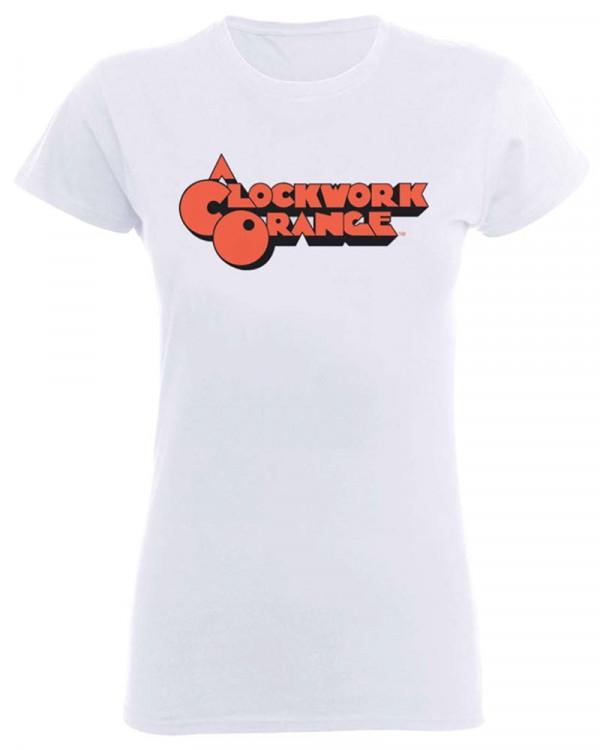 A Clockwork Orange - Logo White Women's T-Shirt