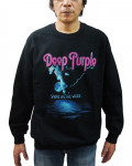 Deep Purple - Smoke On The Water Men's Sweatshirt