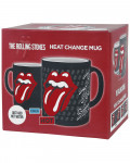 Rolling Stones - Tongue Heat Changing Mug