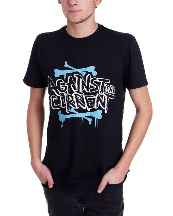 Against The Current - Wild Type Men's T-Shirt