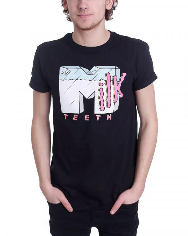 Milk Teeth - Tv Men's T-Shirt