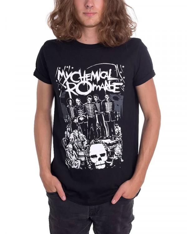 My Chemical Romance - Dead Parade Men's T-Shirt