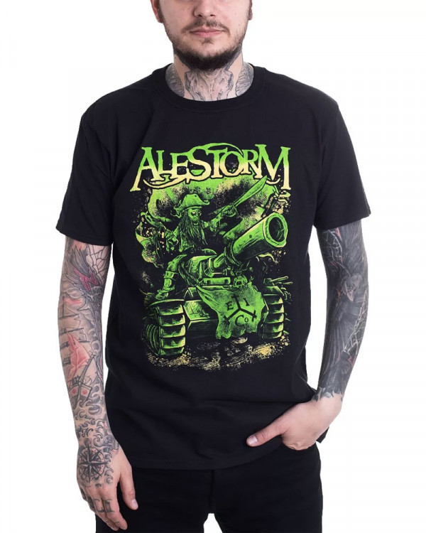 Alestorm - Trenches And Mead Men's T-Shirt