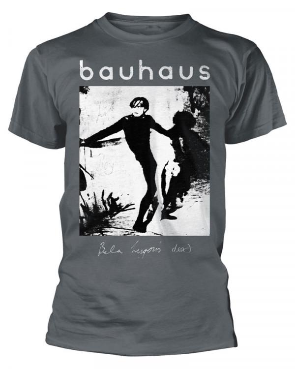 Bauhaus - Bela Lugosi's Dead Charcoal Men's T-Shirt