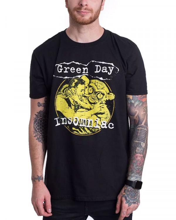 Green Day - Free Hugs Men's T-Shirt