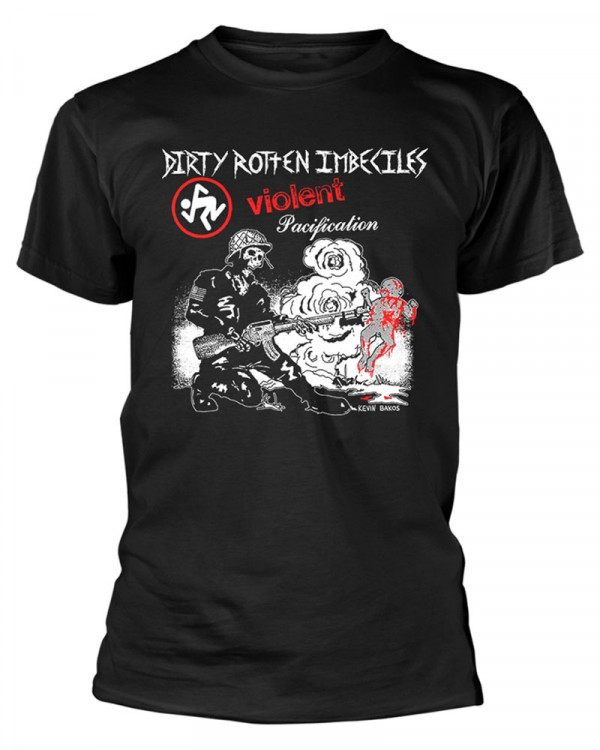 D.R.I. - Violent Pacification Men's T-Shirt