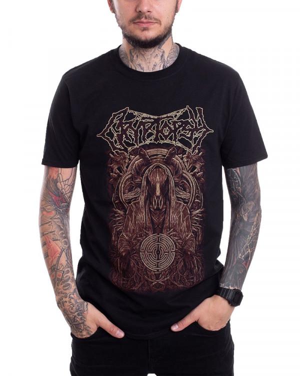 Cryptopsy - Root Men's T-Shirt