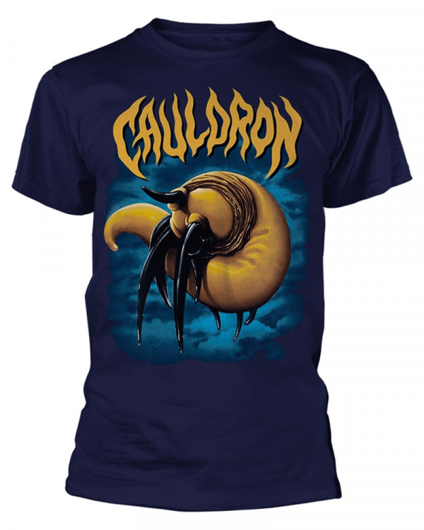Cauldron - New Gods Blue Men's T-Shirt