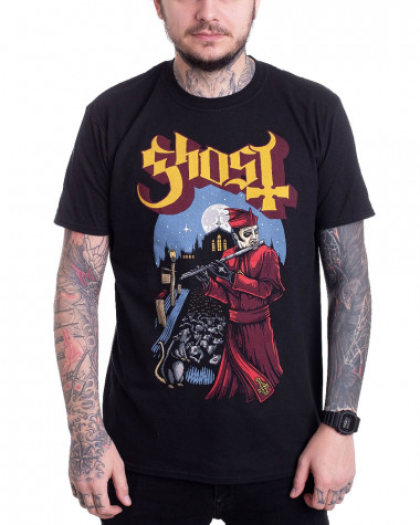 Ghost - Advancing Pied Piper Men's T-Shirt