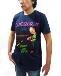 Dinosaur Jr. - Where You Been Navy Men's T-Shirt