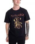 Dinosaur Jr. - Bug Black Men's T-Shirt