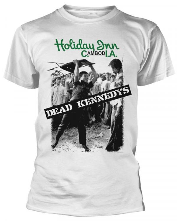 Dead Kennedys - Holiday Inn White Men's T-Shirt