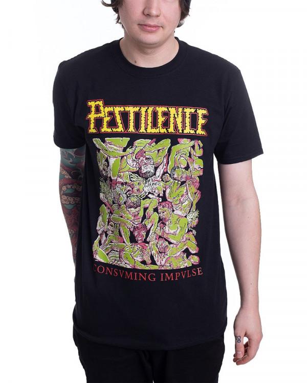 Pestilence - Consuming Impulse 2 Men's T-Shirt