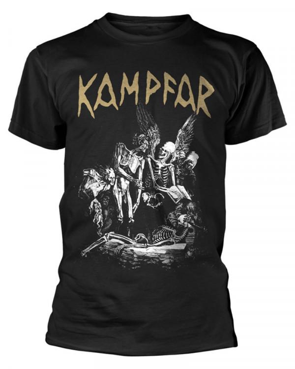 Kampfar - Death Men's T-Shirt