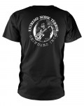 Extreme Noise Terror - Logo Black Men's T-Shirt