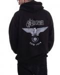 Saxon - Estd 1979 Men's Zip Hoodie