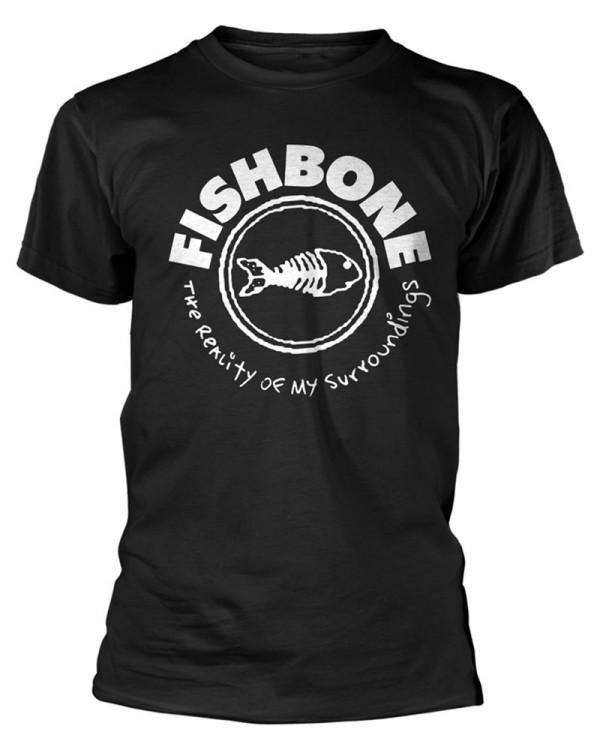 Fishbone - The Reality Of My Surroundings Men's T-Shirt