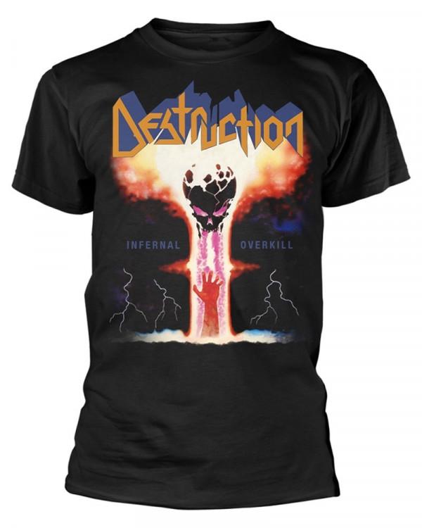 Destruction - Infernal Overkill Men's T-Shirt