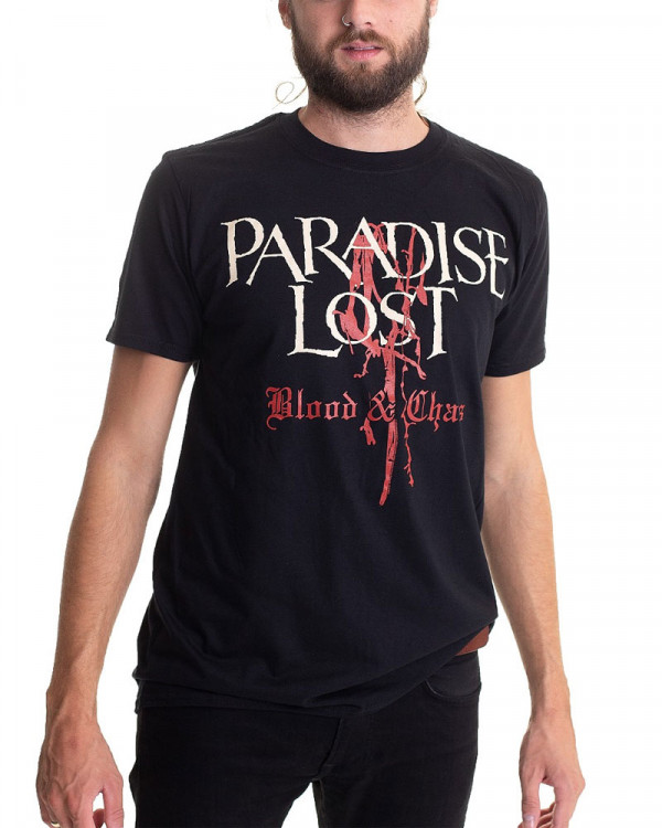 Paradise Lost - Blood And Chaos Men's T-Shirt