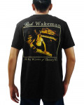 Rick Wakeman - The Six Wives Of Henry VIII Black Men's T-Shirt