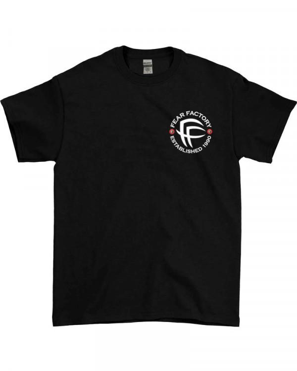 Fear Factory - 30 Years Of Fear Black Men's T-Shirt