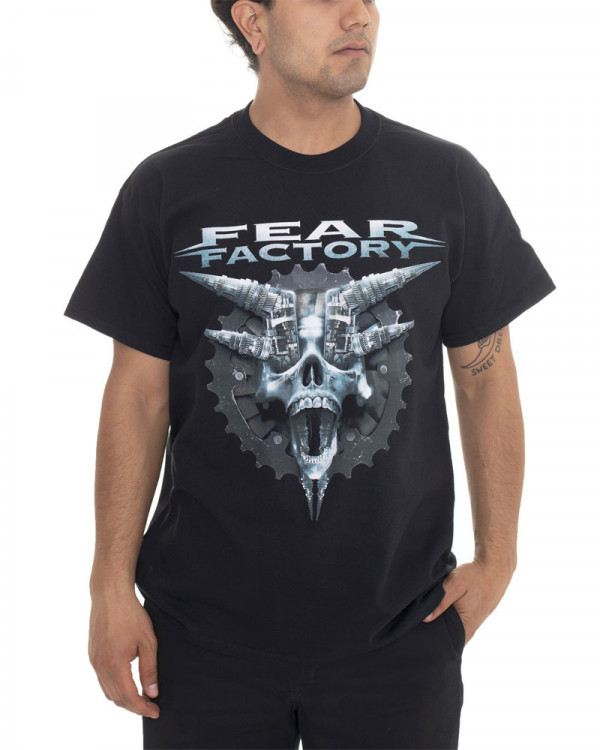 Fear Factory - Legacy Black Men's T-Shirt