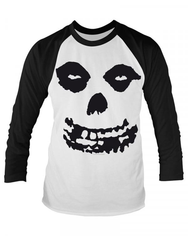 Misfits - Big Skull Men's Baseball Jersey