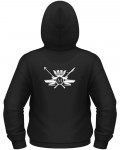 Mastodon - Leviathan Logo Men's Zip Hoodie