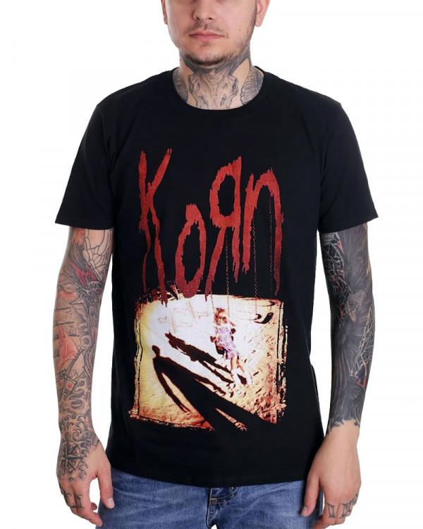 Korn - Korn Black Men's T-Shirt