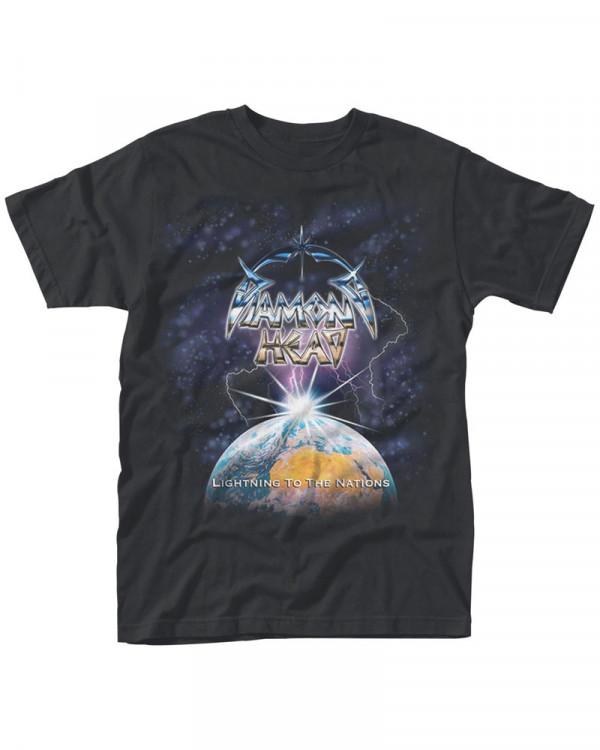 Diamond Head - Lightning Men's T-Shirt