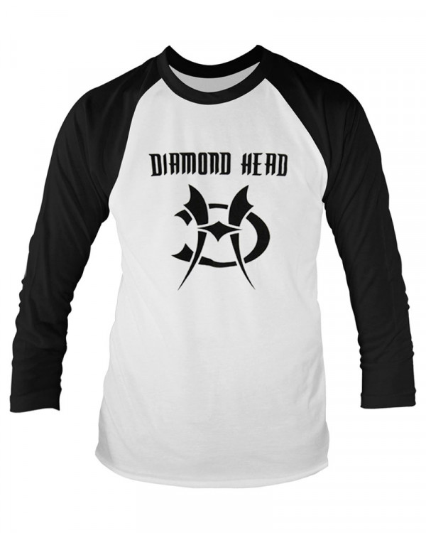 Diamond Head - Logo Men's Baseball Jersey