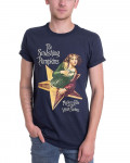 Smashing Pumpkins - Mellon Collie Blue Men's T-Shirt