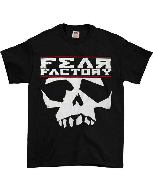 Fear Factory - World Tour 2013 Black Men's T-Shirt