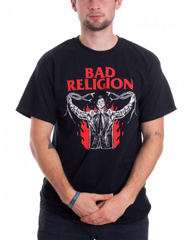Bad Religion - Snake Preacher Men's T-Shirt