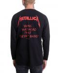 Metallica - Kill Em All Black Men's Longsleeve T-Shirt
