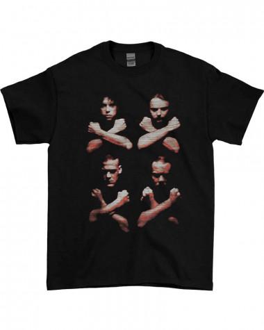 Metallica - Birth Death Crossed Arms Black Men's T-Shirt