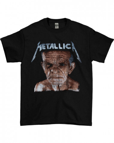 Metallica - Neverland Black Men's T-Shirt