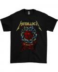 Metallica - Ruin Struggle Black Men's T-Shirt
