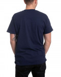 Oasis - Union Jack Navy Men's T-Shirt
