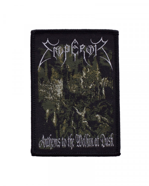 Emperor - Anthems Embroidered Patch