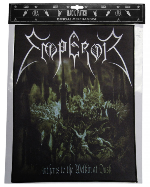 Emperor - Anthems Back Patch