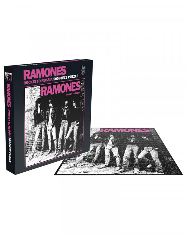 Ramones - Rocket To Russia Jigsaw Puzzle