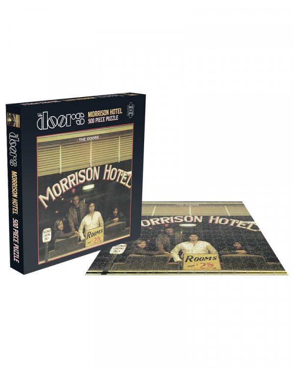 Doors - Morrison Hotel Jigsaw Puzzle