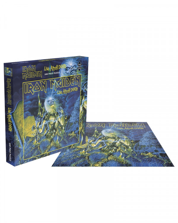 Iron Maiden - Live After Death Jigsaw Puzzle